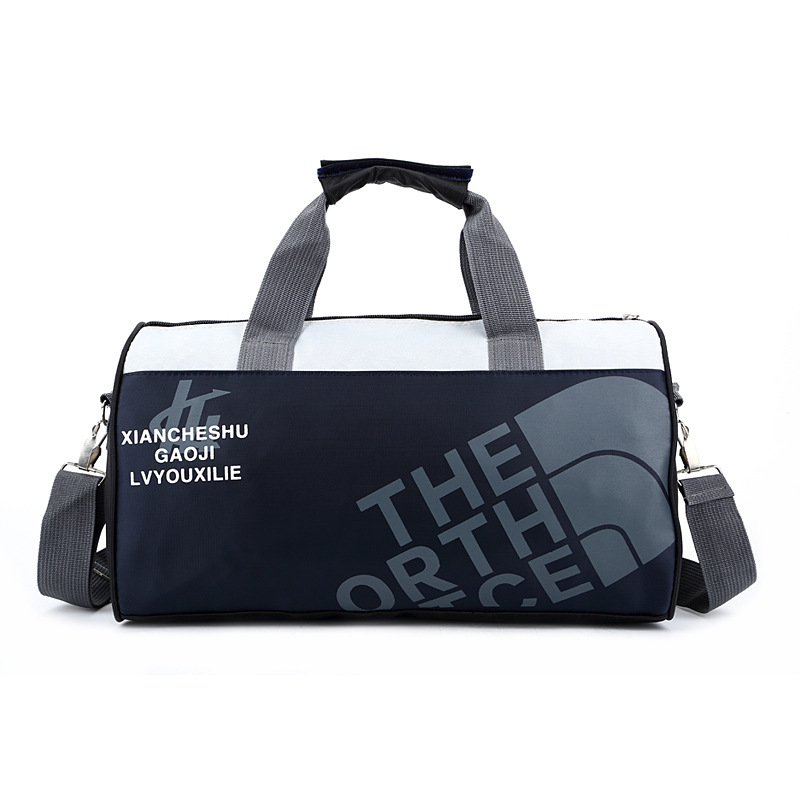 Most gym bags are simple, smaller one-compartment duffels that have just enough room for your workout clothes, shoes, a towel and your music player. Many also have smaller zippered accessory compartments for keys, wallets and other small items.