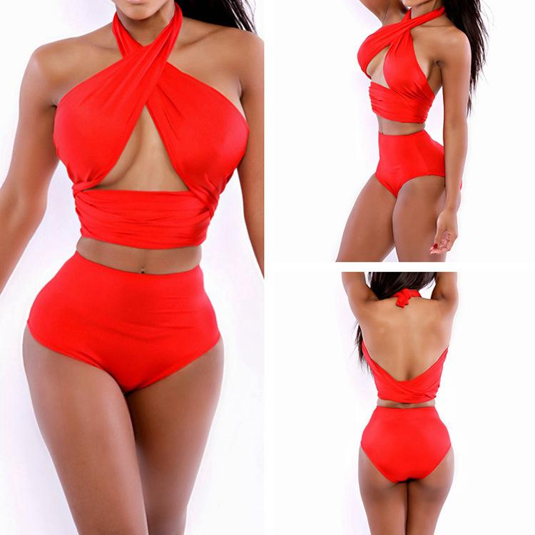 2016 new fashion swimwear swimwear sexy Bikini plastic abdominal bandage swimsuit(China (Mainland))