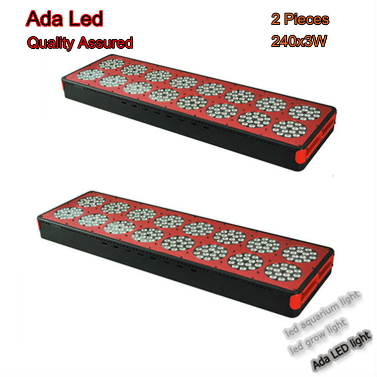 Wholesale Two 500W Apollo16 Led Plant Lamp Replace HO 1000W Grow Light. High Power Full Spectrum Indoor Hydroponic Lighting(China (Mainland))