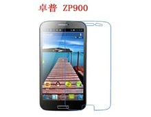2x Clear Glossy LCD Screen Protector Guard Cover Film Shield For Zopo ZP900 / Zopo Leader