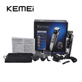 5in1 Kemei 1832 Man Children Electric Beard Hair Trimmers Electric Clipper Trimmer Shaver Rechargeable Stainless steel