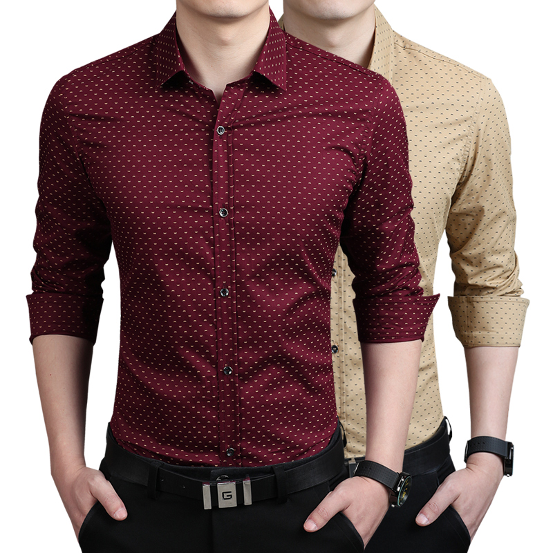 new 2016 men 39 s shirts men casual shirt slim fit men dress