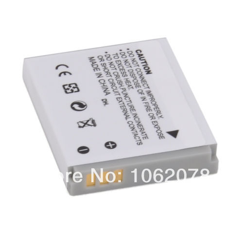 1600mAh NB-6L Li-ion Battery for Canon PowerShot S90 SD980 D10 SD770 SD1200