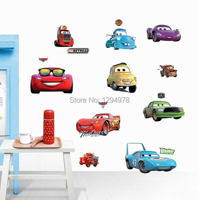 Decoratie slaapkamer kind beste inspiratie voor huis ontwerp - Slaapkamer autos ...