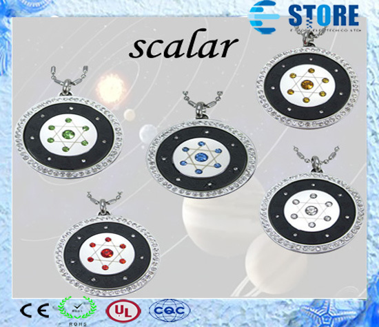 Free Shipping! 10Pcs Crystal quantum scalar energy pendants with stainless steel protector and magnet good for health!!<br><br>Aliexpress