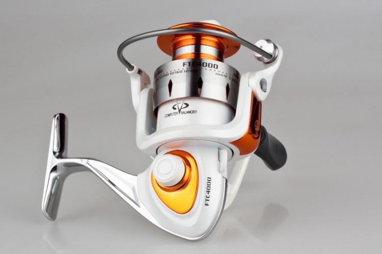 BB 10+1 spinning reel fishing reel metal reel seat boat sea beach trolling fishing reel spinning 3000 4000 5000 6000 7000