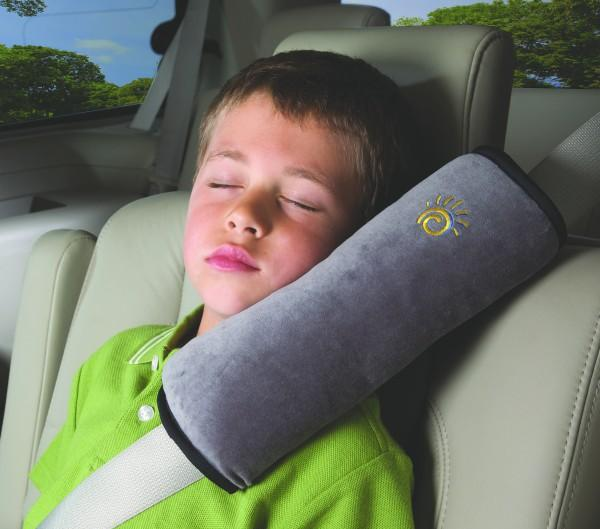 1 PCE Free shipping Children baby Car seat belts pillow of Child Protect the shoulder, Newest safe fit pillow Good Sleep Travel(China (Mainland))