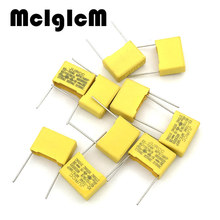 Buy A017 20pcs 100nF capacitor X2 capacitor 275VAC Pitch 15mm X2 Polypropylene film capacitor 0.1uF for $1.99 in AliExpress store