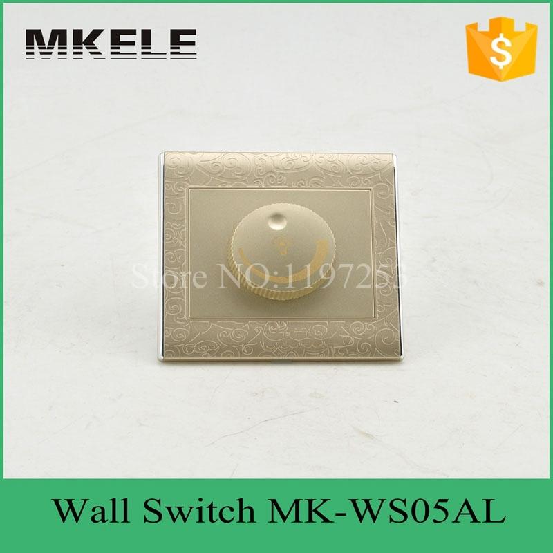 mk ws05al ultrathin design easy control oem wall mounted led touch light swit. Black Bedroom Furniture Sets. Home Design Ideas