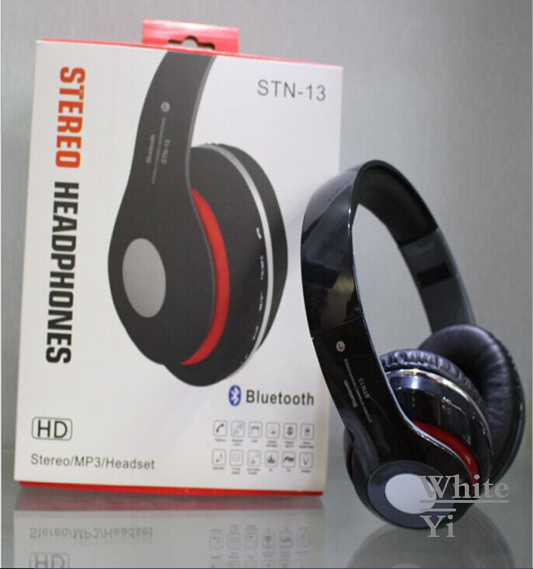 bluetooth top quality stn13 stn 13 headset earphone. Black Bedroom Furniture Sets. Home Design Ideas