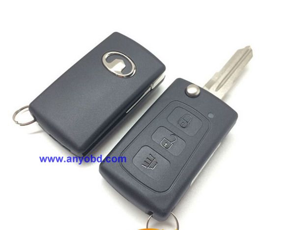 original Great Wall Greatwall Haval H3 , H5 car remote key 3 button 433mhz with ID48 chip(China (Mainland))