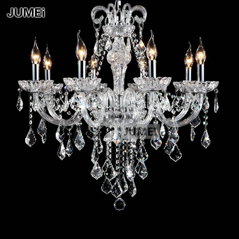 crystal chandelier lighting cristal pendente for living room dining