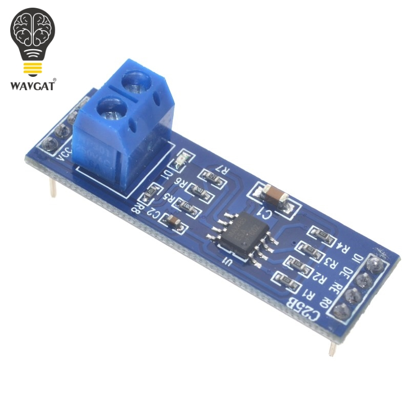 MAX485-Module-RS-485-TTL-to-RS485-MAX485CSA-Converter-Module-For-Arduino-Integrated-Circuits-Products