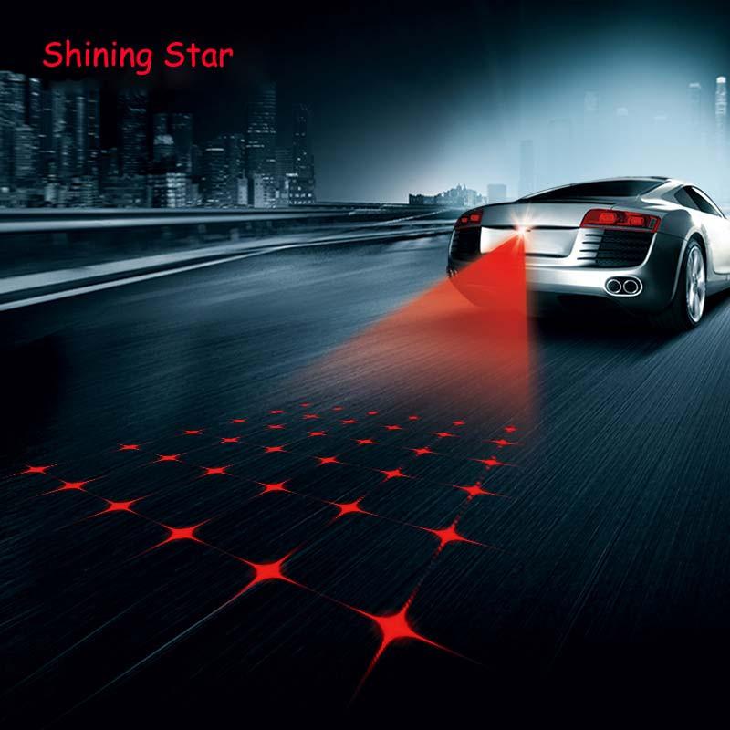 Гаджет  2015 hot sell laser led fog light auto motorcycle car laser fog lamp car external lights parking truck Warning Light car-styling None Автомобили и Мотоциклы