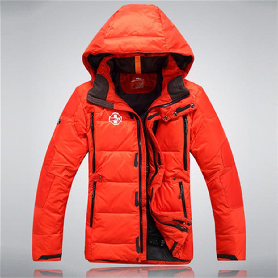 2015 New Brand RLX High Quality Men Sports Down Jacket 7 ...