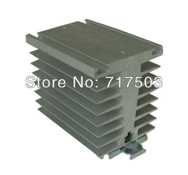For Single Phase Solid State Relay  Installation guide 5A-100A ssr AlUMINUM<br><br>Aliexpress