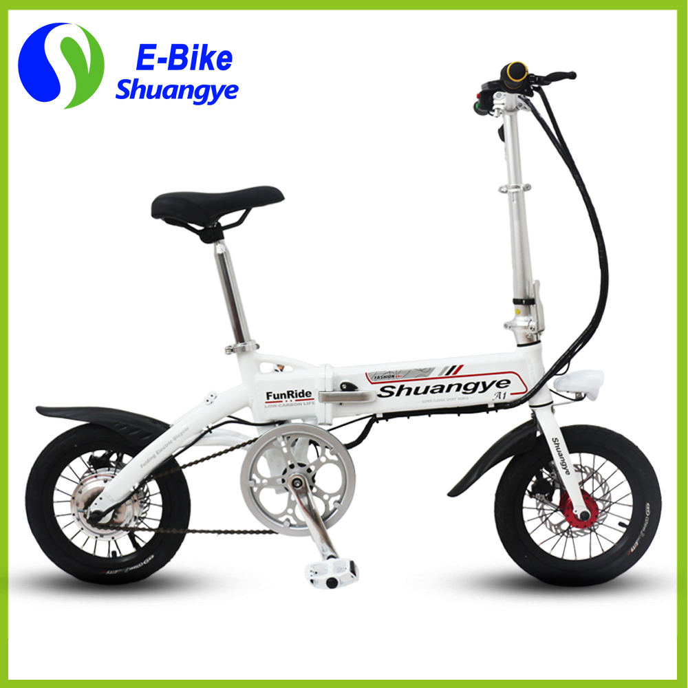 high quality folding electric city bicycle 36V 350W motor(China (Mainland))