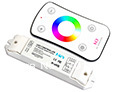 M3 remote+receiver;LED mini RGB touch controller;DC12-24V input,3A*3channel output(China (Mainland))