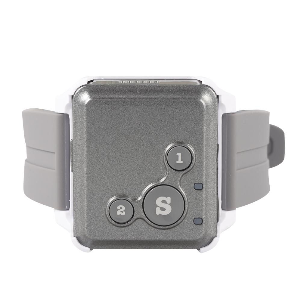 XCSOURCE RF-V16 SOS GSM GPS GPRS Tracker Personal Emergency Locator Tracking Device Real Time EU Plug MA608(China (Mainland))