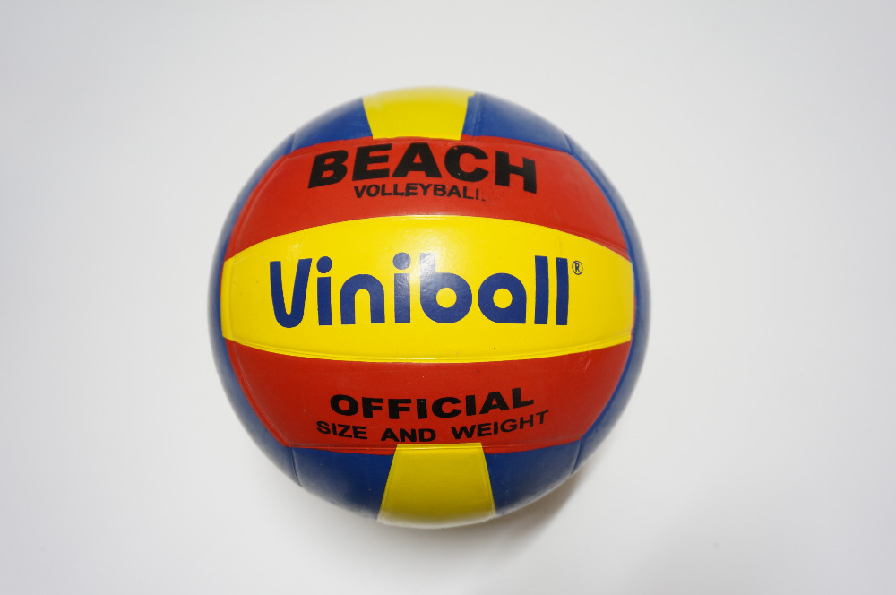 New brand 2016 size 5 rubber volleyball with gift needle and net indoor outdoor training professional volleyball(China (Mainland))