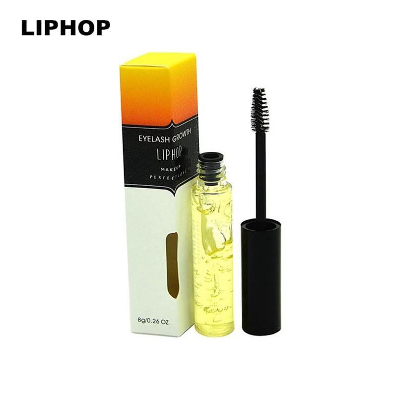 2015 Brand Makeup LIPHOP Eyelash Growth Serum Liquid Eyelashs Treatments 100% Original Mascara Enhancer Eye Lash Longer Thicker(China (Mainland))
