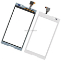 GOOD Working Replacement White Glass Panel Touch Screen Digitizer For Sony Xperia C S39h S39 C2304