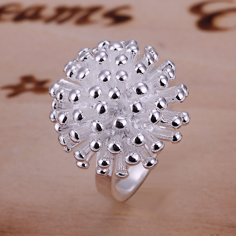 free shipping 925 sterling silver ring fashion