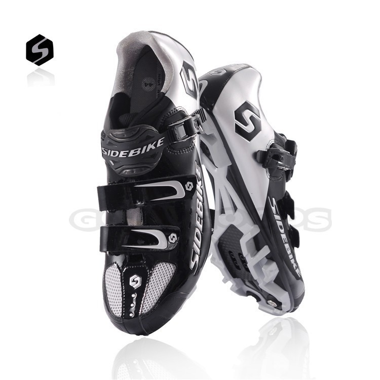2015 SIDEBIKE MTB MTB Breathable Adjustable MTB Cycling Shoes 2015 fdj mtb 2015 fdj cycling sets