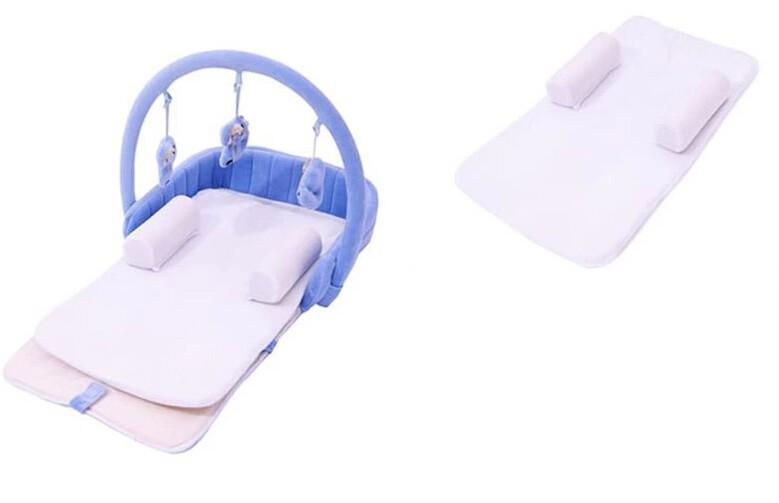 Folding Baby Crib ,5