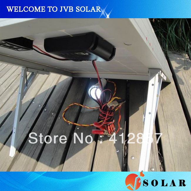 Hot sale PV panel bracket solar mounting support for 20w to 50w solar module use(China (Mainland))