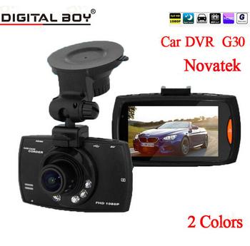"""Новое 2.7 """" автомобильный видеорегистратор 170 широкоугольный 1080 P камеры автомобиля видеорегистратор G30 с детектором движения ночного видения g-сенсор автомобиль видеорегистраторы"""