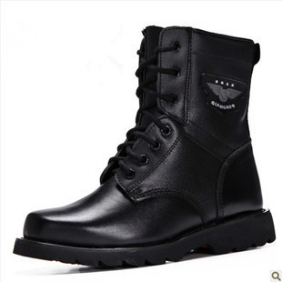 combat ankle miltary boots high tactial winter arny boots rain boots shoe stores online free ship(China (Mainland))