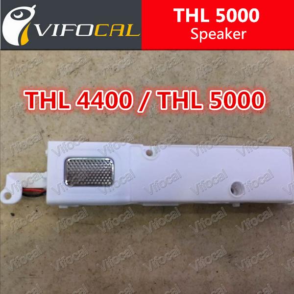 THL 5000 Speaker 100% Original Loud Speaker Buzzer Ringer for THL 4400 Mobile Phone + Free Shipping + Tracking Number - In Stock(China (Mainland))
