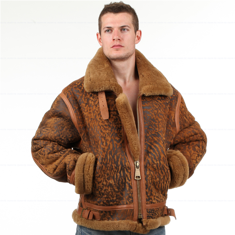 Online Get Cheap B3 Sheepskin Jacket Man -Aliexpress.com | Alibaba