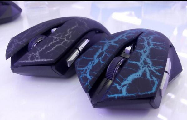 RF-6340 Fashion gaming magic Mouse 2.4GHZ Wireless pc Mouse 1600 DPI(China (Mainland))