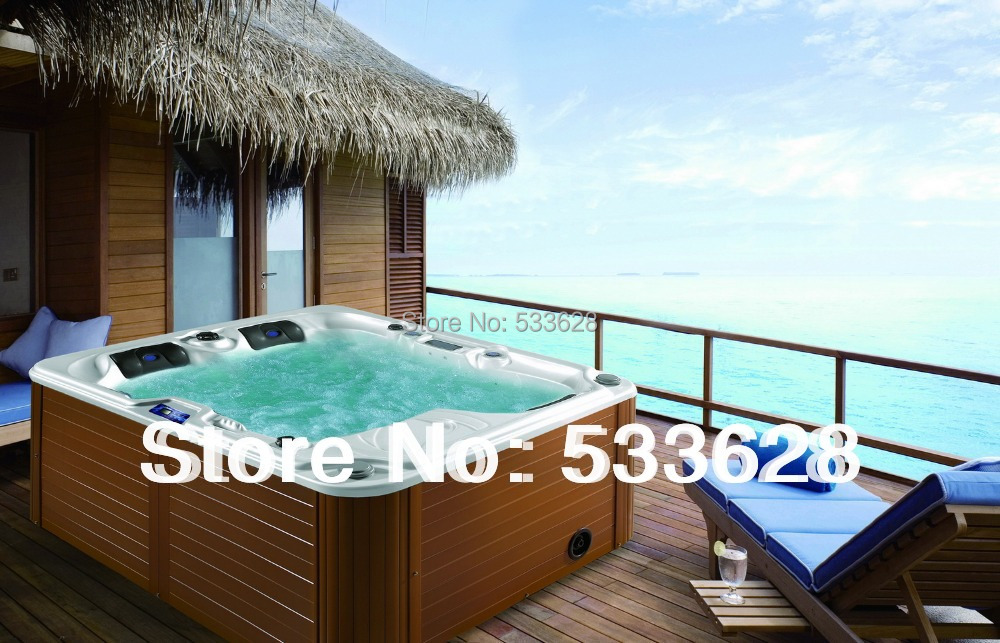 Online buy wholesale outdoor hot tubs for sale from china outdoor hot tubs fo - Jacuzzi 2 places exterieur ...