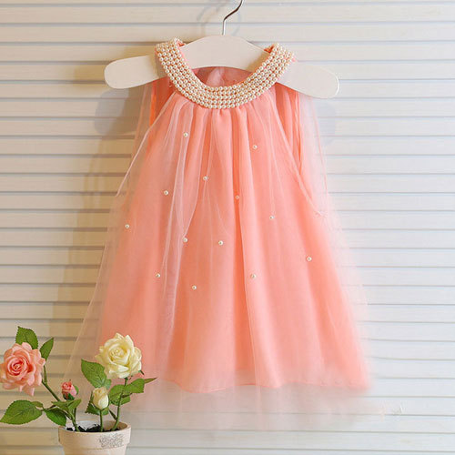 Vestidos 2015 summer cute infant baby clothing meisjes kleding tutu princess dress robe bapteme for baby girl birthday dresses(China (Mainland))