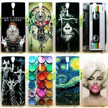 High Quality Colorful Painting 20 patterns Case For Sony Xperia S LT26i Back Cover For Sony S LT26i Phone Cases Hot Sale