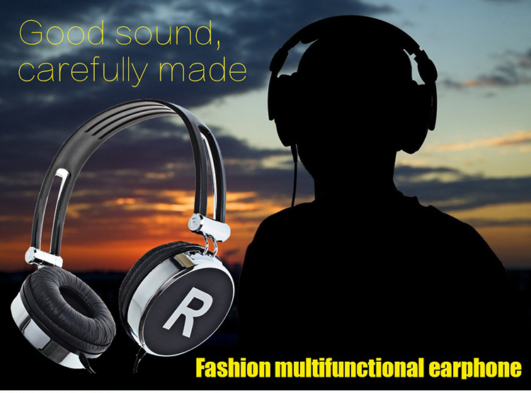 Deep Bass Game Headphone Stereo Surrounded Over-Ear Gaming Headset Headband Earphone with Light for Computer PC Gamer(China (Mainland))