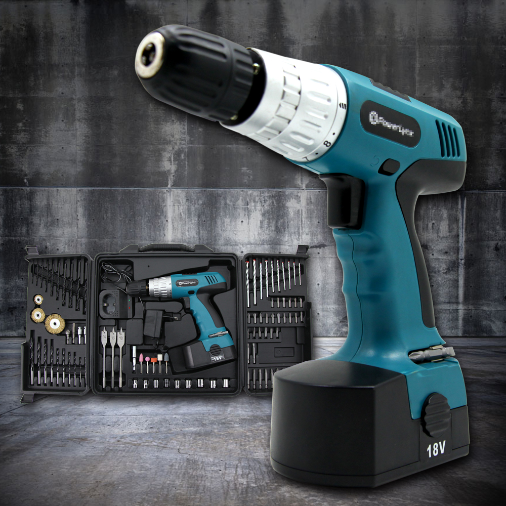 18V Mobile Electric Drill Power Tools Electric Screwdriver Rechargeable Battery Cordless Drill Mini Drill Hand Tools CRAZY POWER(China (Mainland))