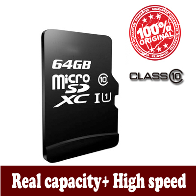 Wholesale Micro SD card real capacity Memory Card 4GB8GB 16GB 32GB 64GB Class6 Class10 flash TF Card for cell phones tablet mp4(China (Mainland))