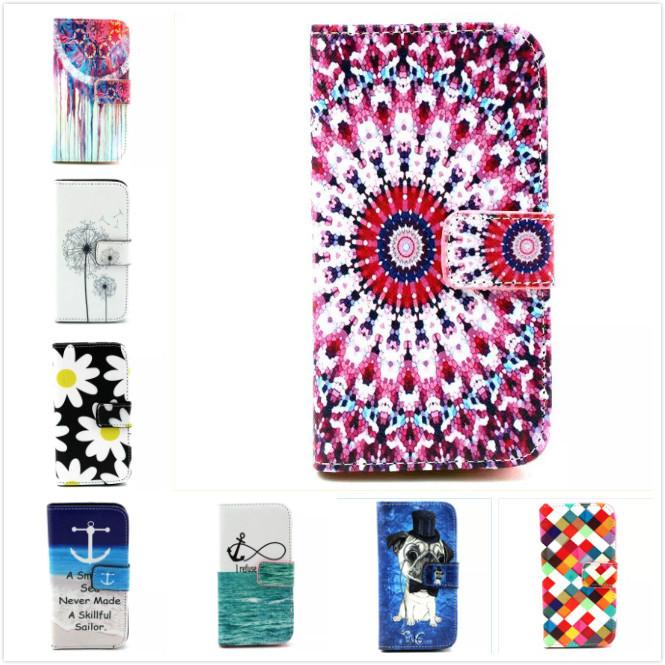 Гаджет  High Quality Luxury Lovely Dog PU Leather Flip Wallet Phones Case For Samsung Galaxy Grand Neo Plus I9060 Wallet with Card Slot None Телефоны и Телекоммуникации