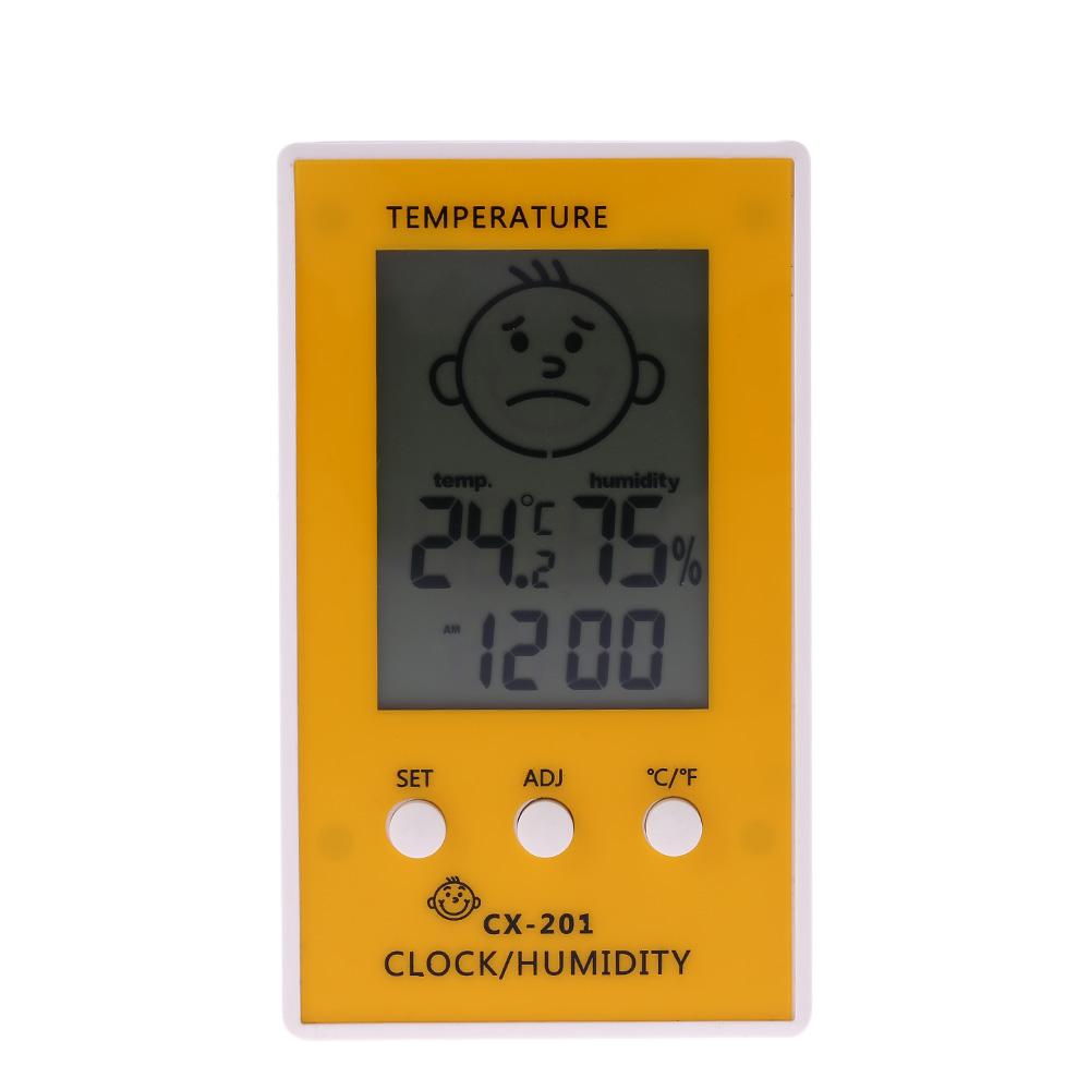 Digital Thermometer Hygrometer Temperature Humidity tester termometro digitale thermometre higrometre weather station meteo(China (Mainland))