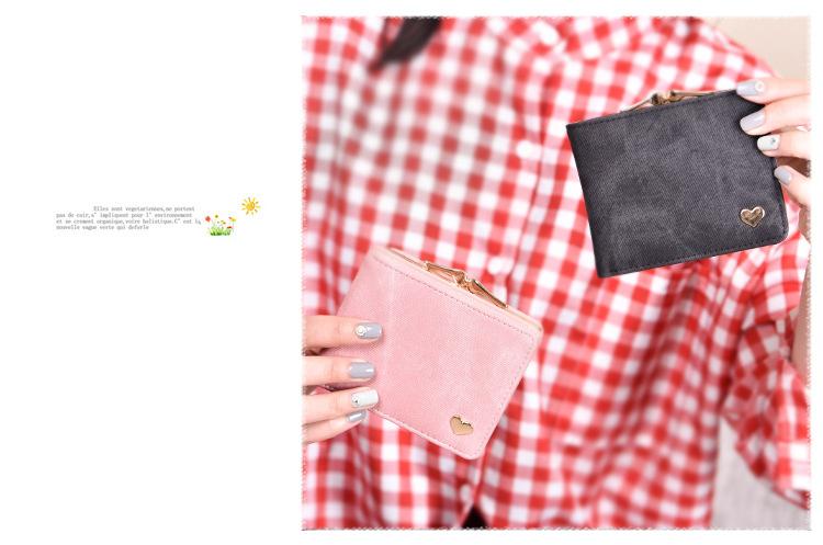 HTB1uEaCRXXXXXcPXFXXq6xXFXXXU - New Woman Wallet Small Hasp Coin Purse For Women Luxury Leather Female Wallets Design Brand Mini Lady Purses Clutch Card Holder