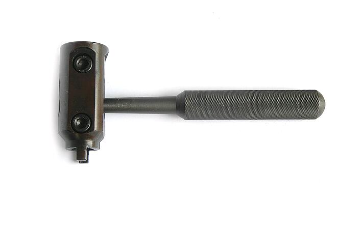 Free shipping Locksmith Tool Bump Hammer to Pull Out The Keys for LOCK Bumping BK065(China (Mainland))