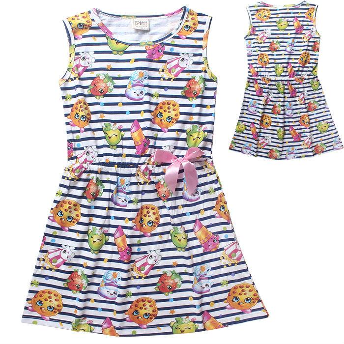 2016 new dresses for my little girls dress shopkin dress dance