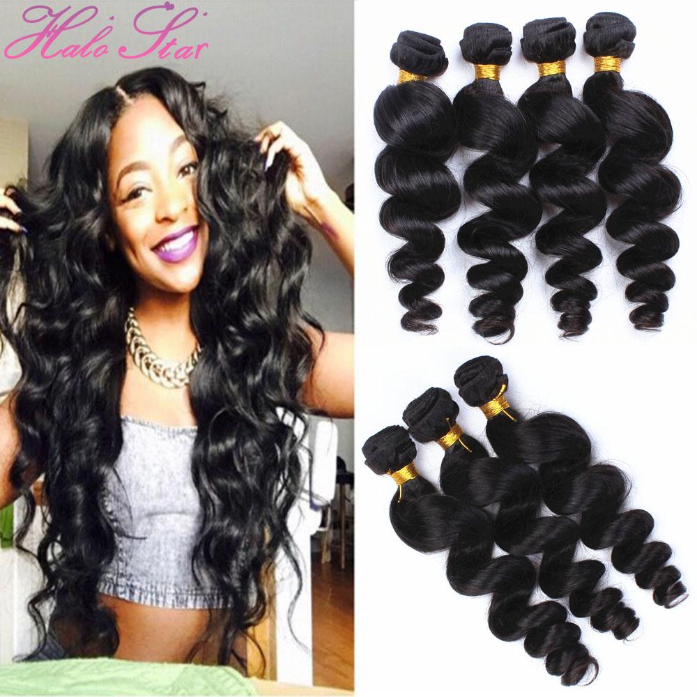 vip beauty hair peruvian loose wave 3pcs lot 6a unprocessed virgin peruvian hair weaves extensions accept paypal free shipping(China (Mainland))