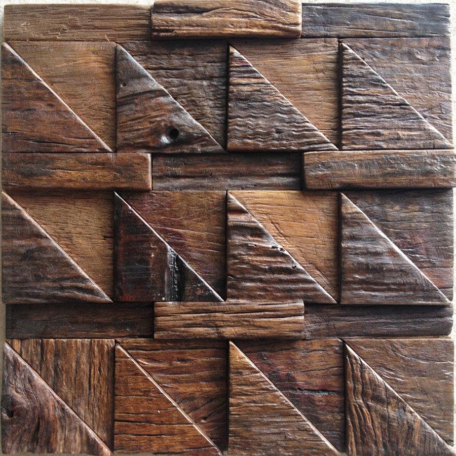 Гаджет  Mosaic Decoration Backsplash Ship Wood Mosaics Panel Tiles for Kitchen Bathroom TV Wall Wood Brick DHL Free Shipping living room None Строительство и Недвижимость