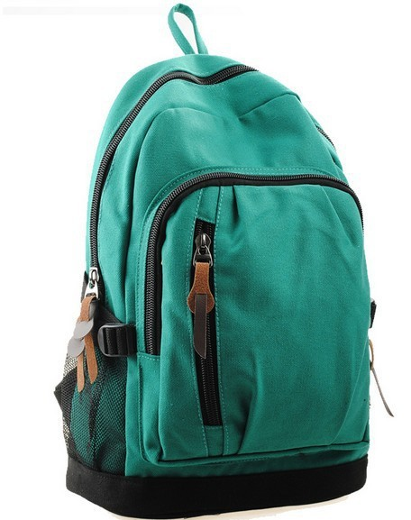 2015 new printing Backpack women backpack preppy style travel bag laptop bag canvas bag schoolbags for girls women's rucksack(China (Mainland))