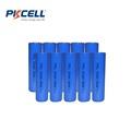 10Pcs lot PKCELL 18650 Battery 3 7V 2200mAh Rechargeable Battery li ion Batteries Bateria Li ion